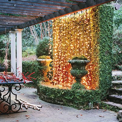 Decorating A Patio decorating your patio for christmas - laurie jones home