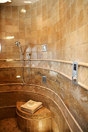 Tub Or Shower Laurie Jones Home