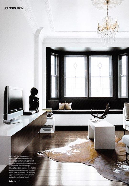 Black Window Trim - Laurie Jones Home